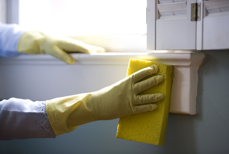 How to make the most out of the Christmas holidays. Christmas deep cleaning!