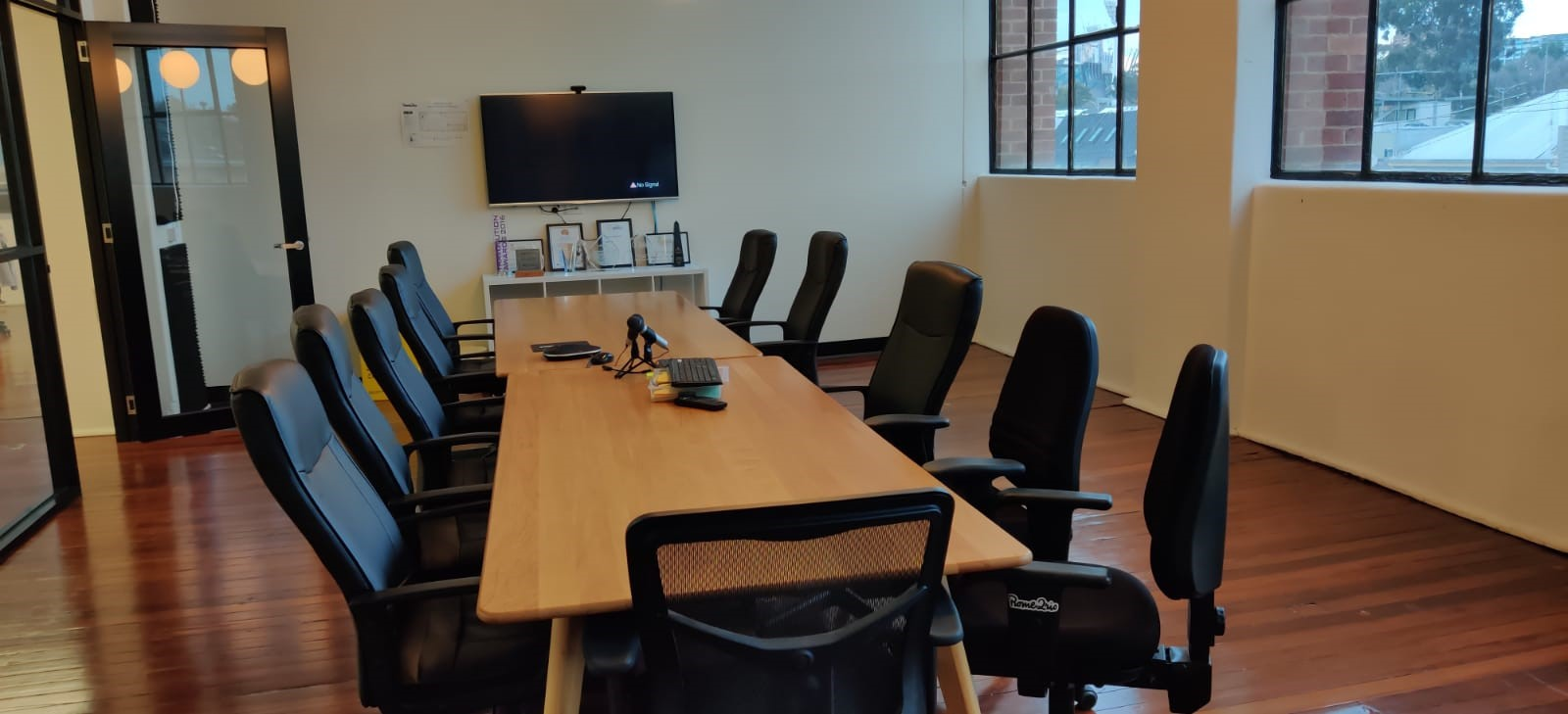 Online Meeting Room cleaning services